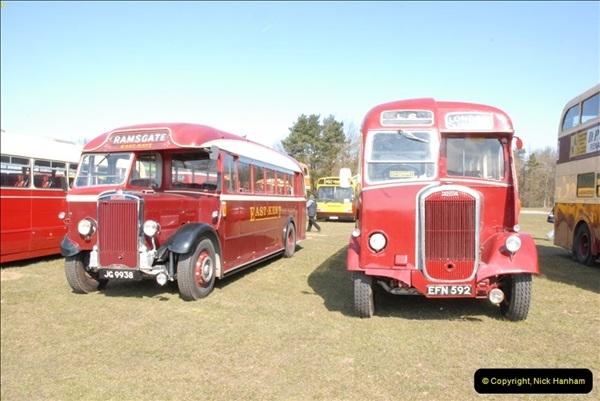 2013-04-06 South East Bus Festival, Maidstone, Kent.   (55)055