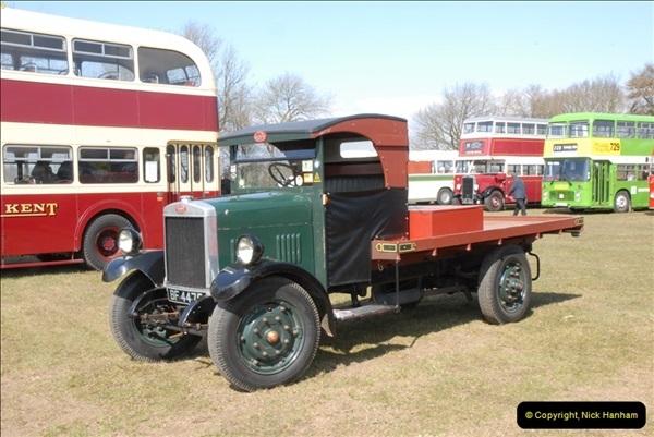 2013-04-06 South East Bus Festival, Maidstone, Kent.   (57)057