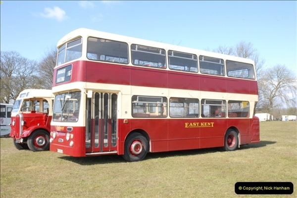 2013-04-06 South East Bus Festival, Maidstone, Kent.   (60)060