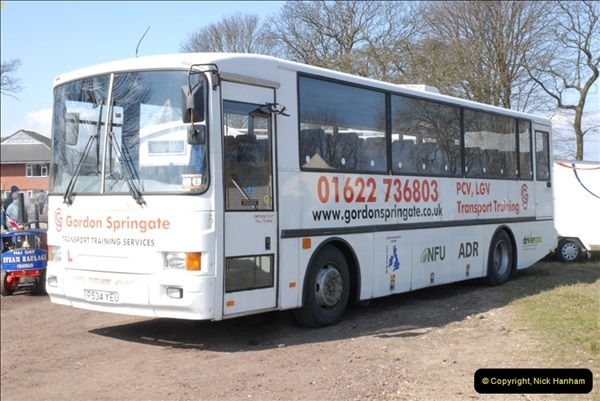 2013-04-06 South East Bus Festival, Maidstone, Kent.   (63)063
