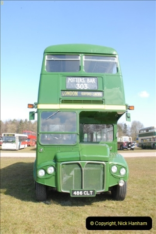 2013-04-06 South East Bus Festival, Maidstone, Kent.   (69)069