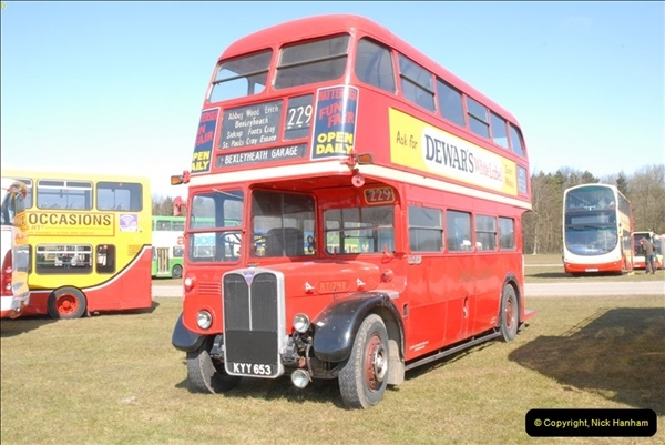 2013-04-06 South East Bus Festival, Maidstone, Kent.   (82)082