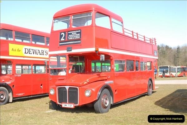 2013-04-06 South East Bus Festival, Maidstone, Kent.   (86)086