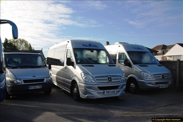 2017-04-14 At Sea View Coaches yard Poole, Dorset.  (7)015