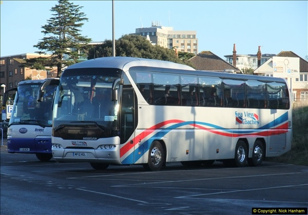 Sea View Coaches Poole Dorset No.3