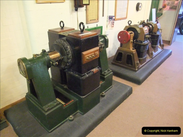 2012-09-19 The Electricity Museum, Christchurch, Dorset.  (123)123