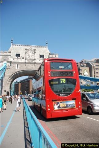 2013-08-01 Transport & The Shard.  (93)093