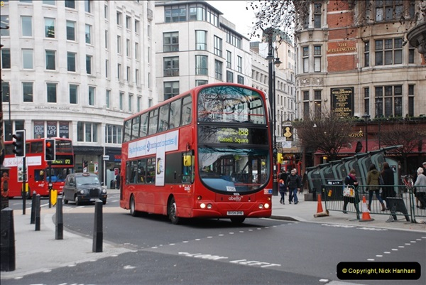 2013-03-26 Fleet Services, Covent Garden, Aldwych and THE SHARD (121)121