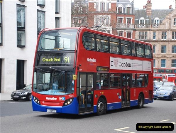 2013-03-26 Fleet Services, Covent Garden, Aldwych and THE SHARD (143)143
