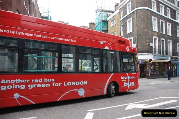 2013-03-26 Fleet Services, Covent Garden, Aldwych and THE SHARD (151)151