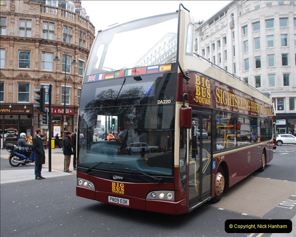 2013-03-26 Fleet Services, Covent Garden, Aldwych and THE SHARD (48)048