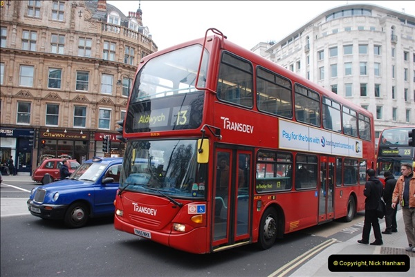 2013-03-26 Fleet Services, Covent Garden, Aldwych and THE SHARD (50)050