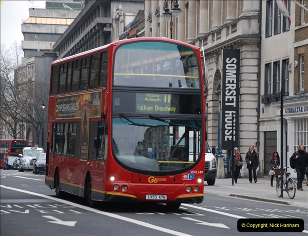 2013-03-26 Fleet Services, Covent Garden, Aldwych and THE SHARD (58)058
