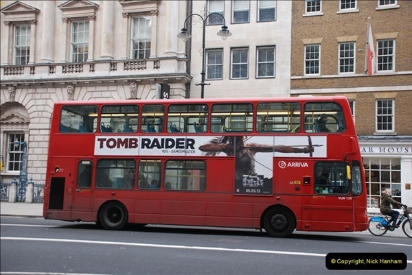 2013-03-26 Fleet Services, Covent Garden, Aldwych and THE SHARD (100)100