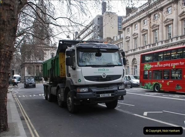 2013-03-26 Fleet Services, Covent Garden, Aldwych and THE SHARD (102)102