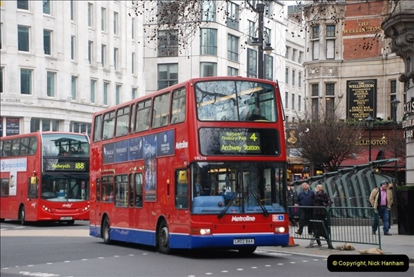 2013-03-26 Fleet Services, Covent Garden, Aldwych and THE SHARD (111)111