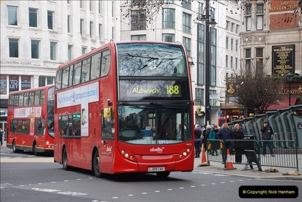 2013-03-26 Fleet Services, Covent Garden, Aldwych and THE SHARD (112)112