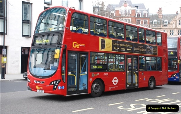 2013-03-26 Fleet Services, Covent Garden, Aldwych and THE SHARD (140)140