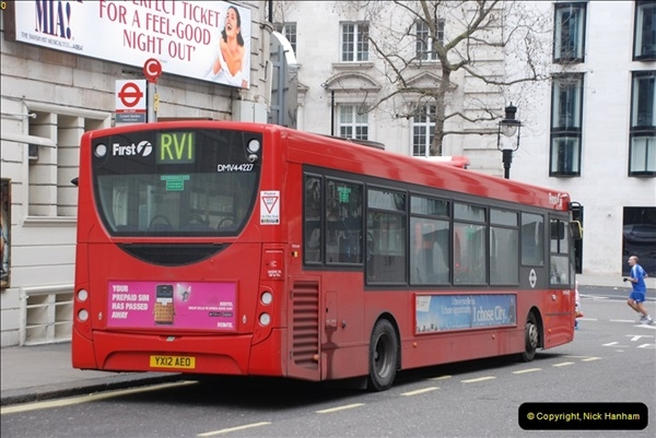 2013-03-26 Fleet Services, Covent Garden, Aldwych and THE SHARD (146)146