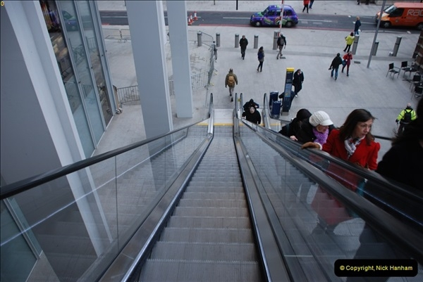 2013-03-26 Fleet Services, Covent Garden, Aldwych and THE SHARD (280)280