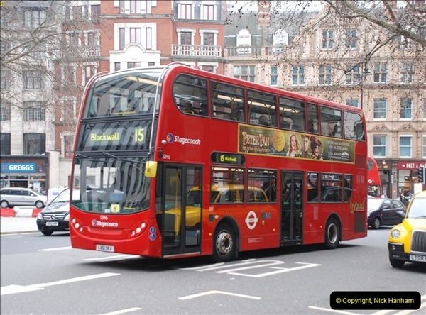 2013-03-26 Fleet Services, Covent Garden, Aldwych and THE SHARD (41)041