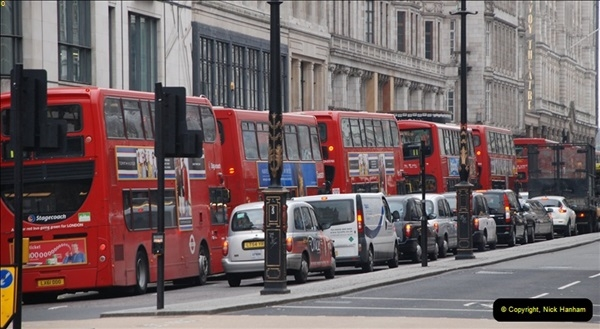 2013-03-26 Fleet Services, Covent Garden, Aldwych and THE SHARD (53)053