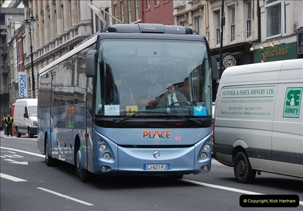 2013-03-26 Fleet Services, Covent Garden, Aldwych and THE SHARD (61)061