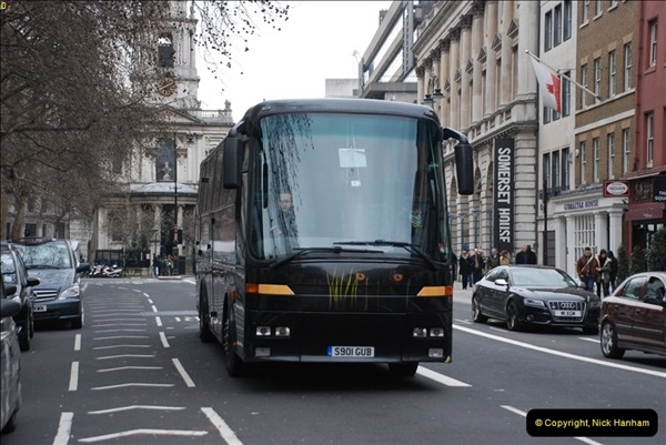 2013-03-26 Fleet Services, Covent Garden, Aldwych and THE SHARD (71)071