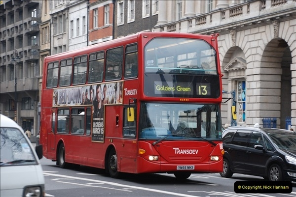 2013-03-26 Fleet Services, Covent Garden, Aldwych and THE SHARD (98)098