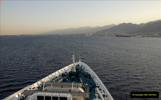 MV Discovery Eastern Med. Cruise Sharmel  Sheikh 12 November 2011