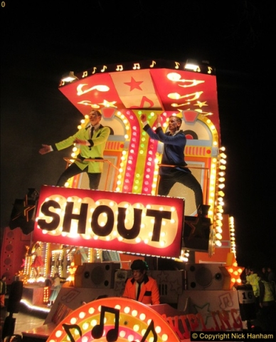 2016-11-16 Shepton Mallet Carnival part of the Somerset Carnivals.  (301)301