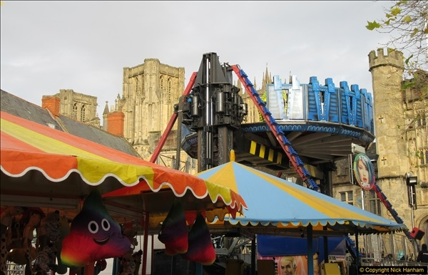 2016-11-17 The fair for the Wells Carnival. Wells, Somerset. (11)420