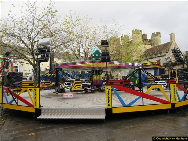 2016-11-17 The fair for the Wells Carnival. Wells, Somerset. (8)417