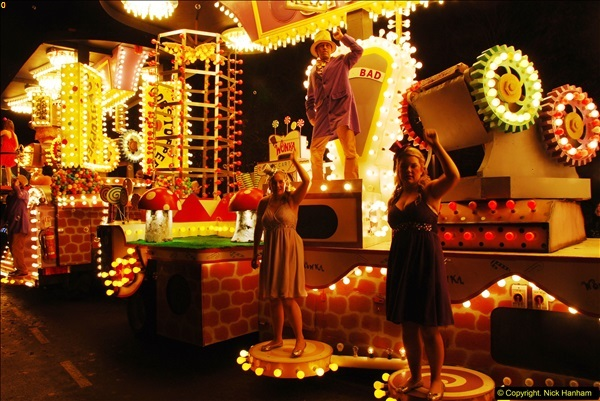 2015-11-18 The Somerset Carnivals 2015 - Shepton Mallet.  (242)242