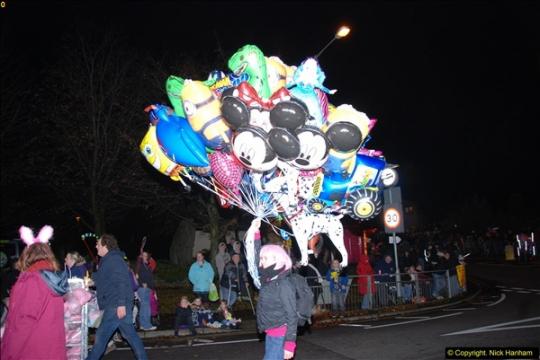Shepton Mallet Carnaval 18 November 2015