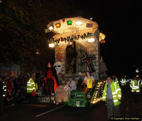 2013-11-13 Shepton Mallet, Somerset CARNIVAL.   (56)056