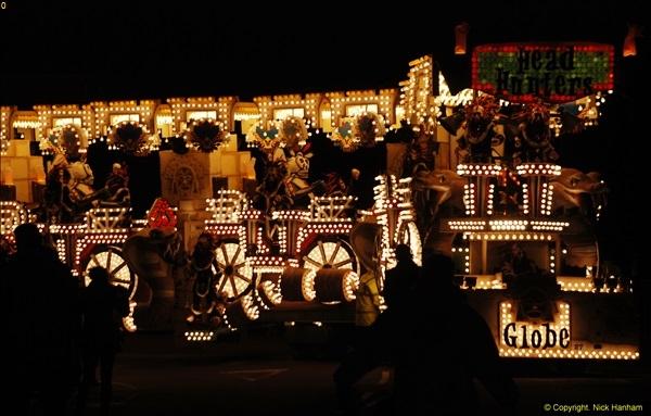 2013-11-13 Shepton Mallet, Somerset CARNIVAL.   (71)071