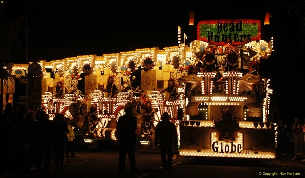 2013-11-13 Shepton Mallet, Somerset CARNIVAL.   (72)072