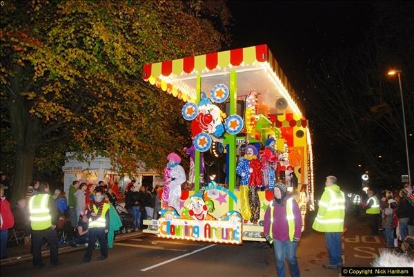 2013-11-13 Shepton Mallet, Somerset CARNIVAL.   (94)094
