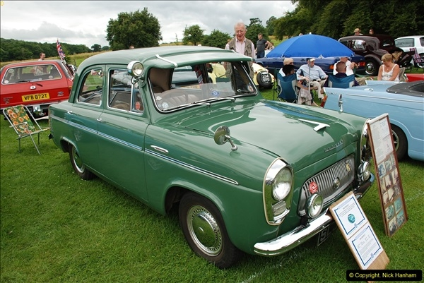 2016-07-17 Sherbourne Castle Classic & Supercars 2016.  (360)360