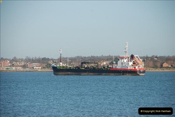 2012-01-27 Hythe,  Southampton Water & Quay, Southampton City (5)