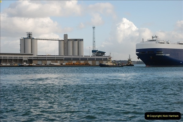 2012-01-27 Hythe,  Southampton Water & Quay, Southampton City (63)
