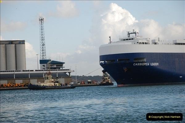 2012-01-27 Hythe,  Southampton Water & Quay, Southampton City (64)