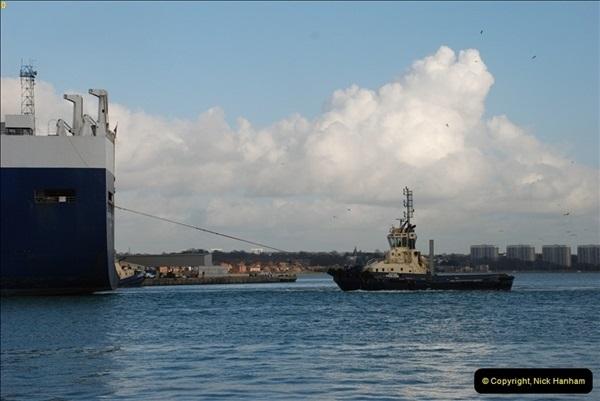 2012-01-27 Hythe,  Southampton Water & Quay, Southampton City (67)
