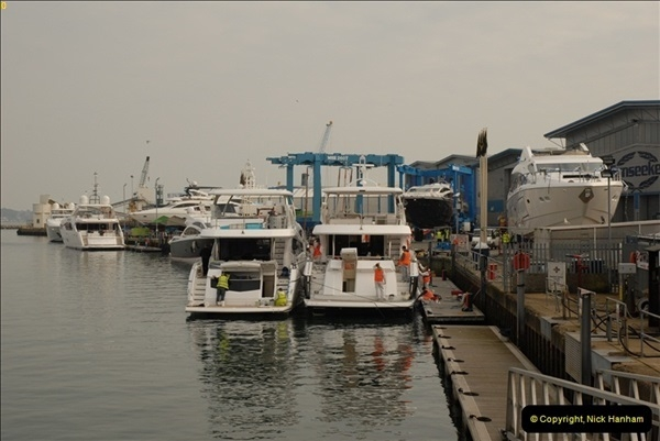 2012-02-29 Poole Quay, Poole, Dorset.  (2)