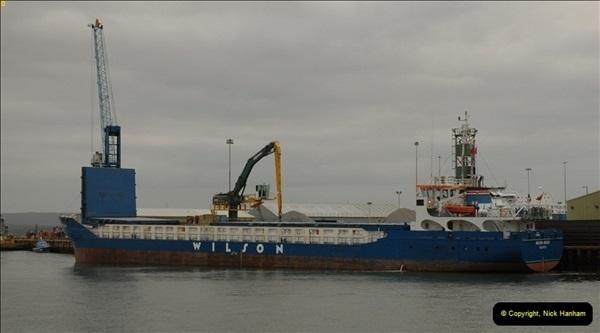 2012-03-09 Poole Quay, Poole, Dorset.  (1)