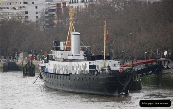 2012-03-18 The River Thames, London.  (2)