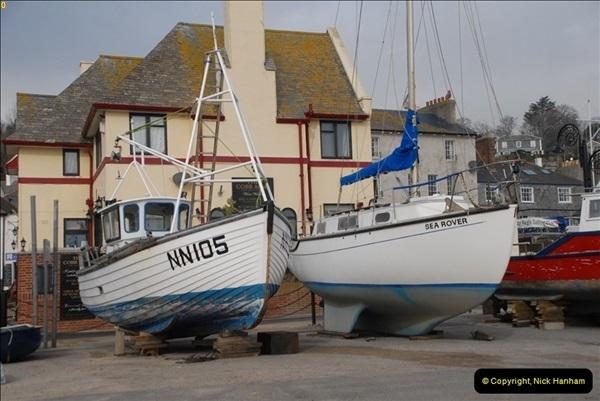 2013-03-01 Lyme Regis, Dorset.  (1)