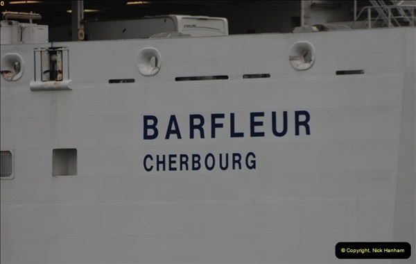 2013-03-20 Brittany Ferries MV Barfleur returns to the Poole Cherbourg service (34)