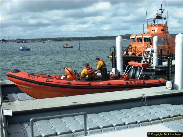2013-10-04 RNLI Poole, Dorset.  (2)